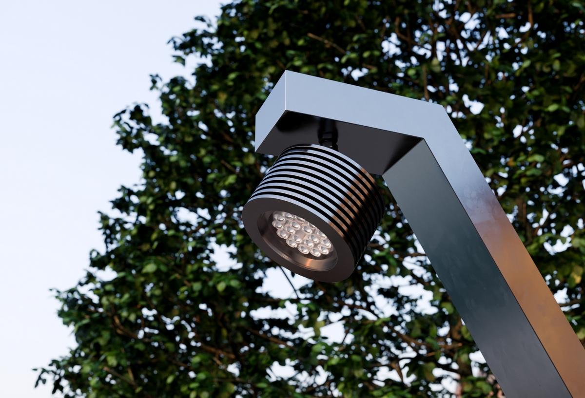 Столбы уличного освещения TRIF AVENUE
