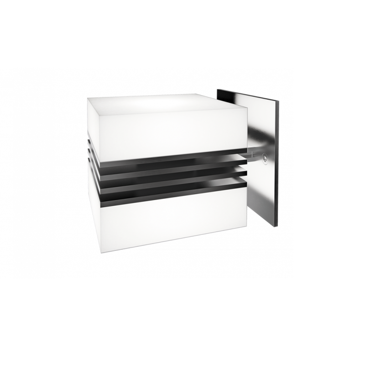 TRIF CUBE-UP-DOWN Светодиодные светильники для наружного и для внутреннего освещения
