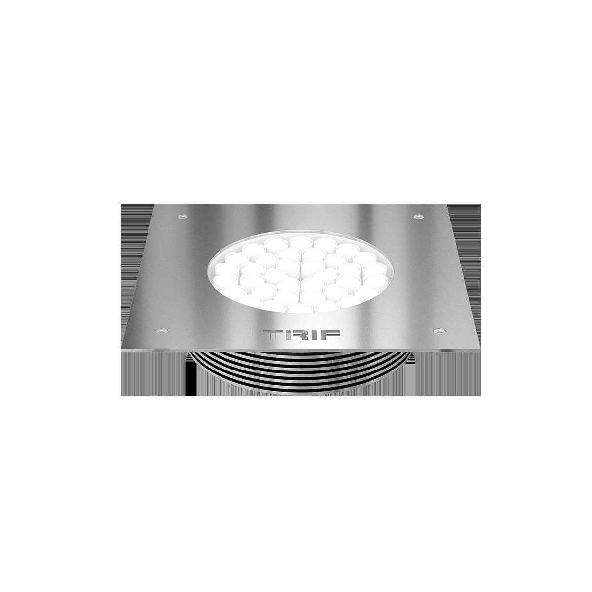 JUPITER GROUND / Q - серия тротуарных светодиодных прожекторов