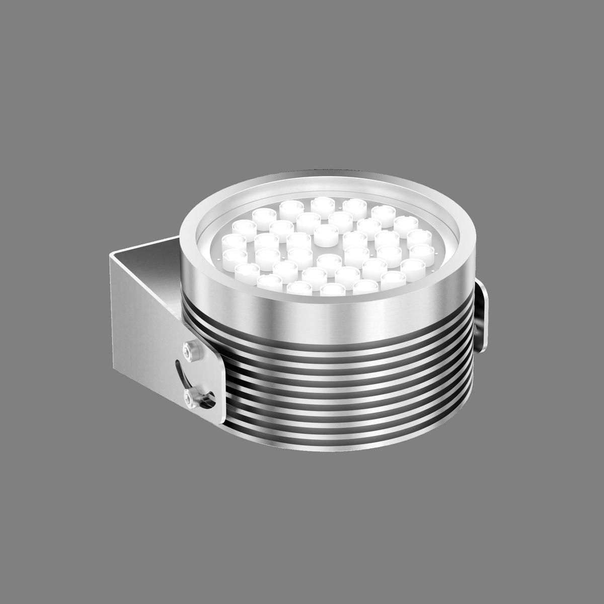 TRIF JUPITER TURN - Универсальные фасадные RGB прожекторы