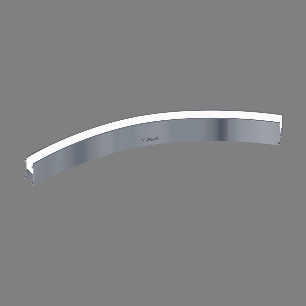 ТРИФ производит грунтовые линейные светодиодные светильники стандарта IP68 /+лёд