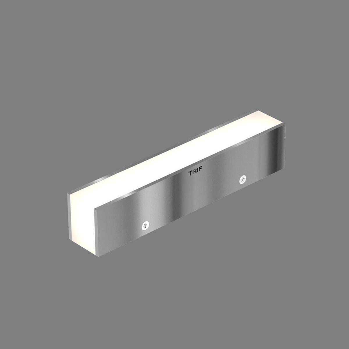 TRIF LANE IP68: Линейные светодиодные светильники в мощение