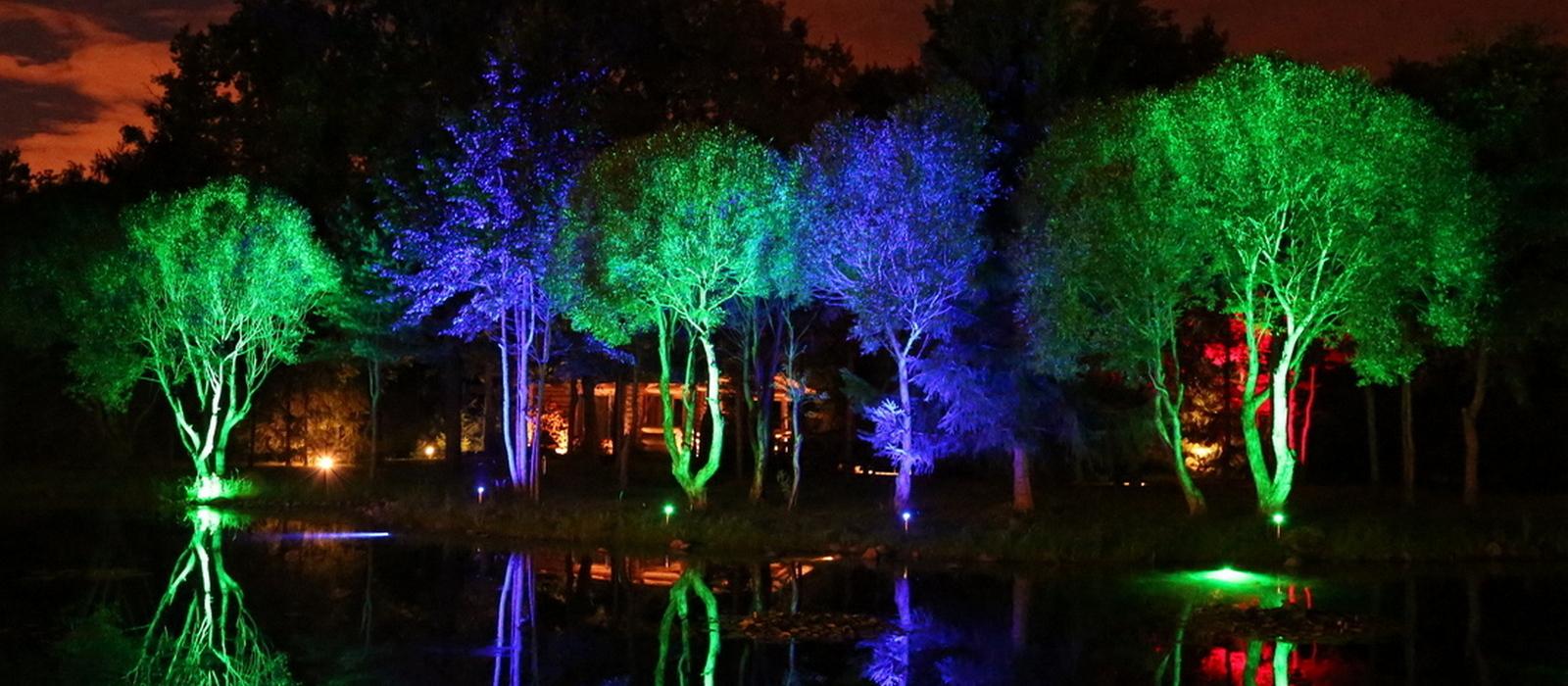 RGB освещение TRIF, под заказ