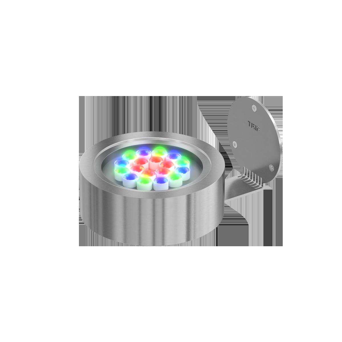 SATURN WALL - серия прожекторов для подсветки фасадов зданий