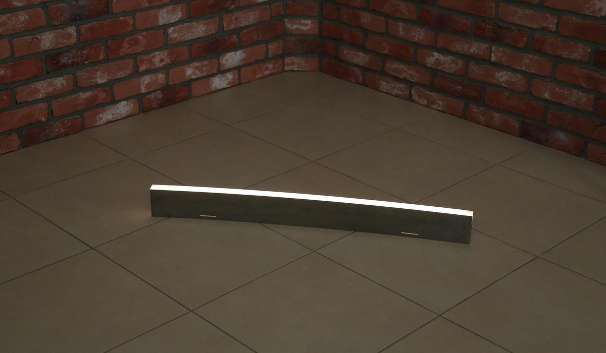 линейные светодиодные светильники TRIF LANE RADIAL стандарта IP68 /+лёд