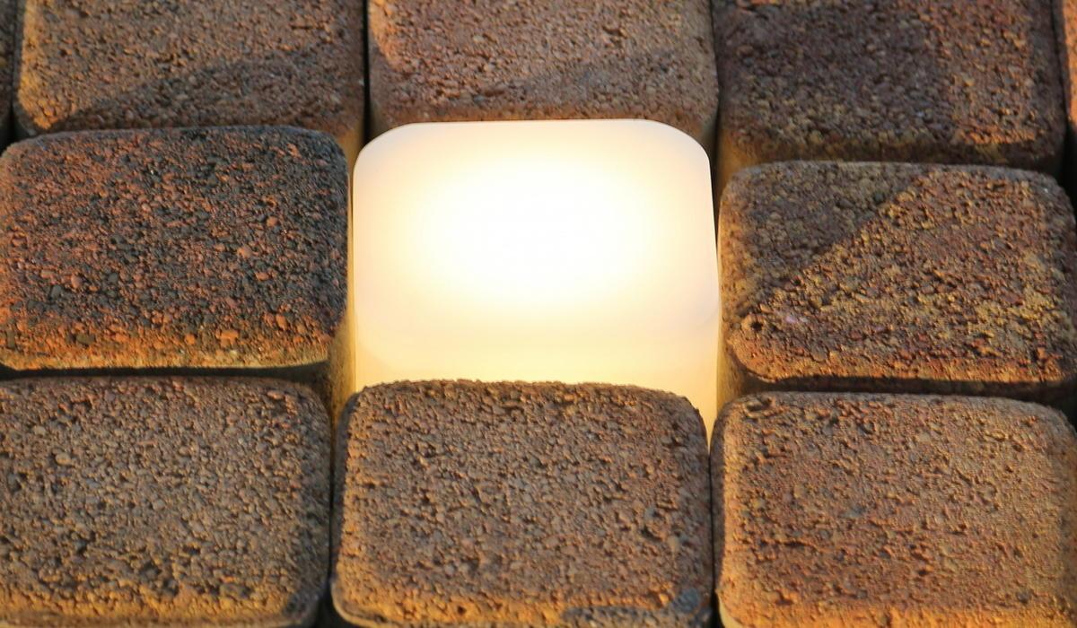 Светодиодная LED брусчатка TRIF ICE BR