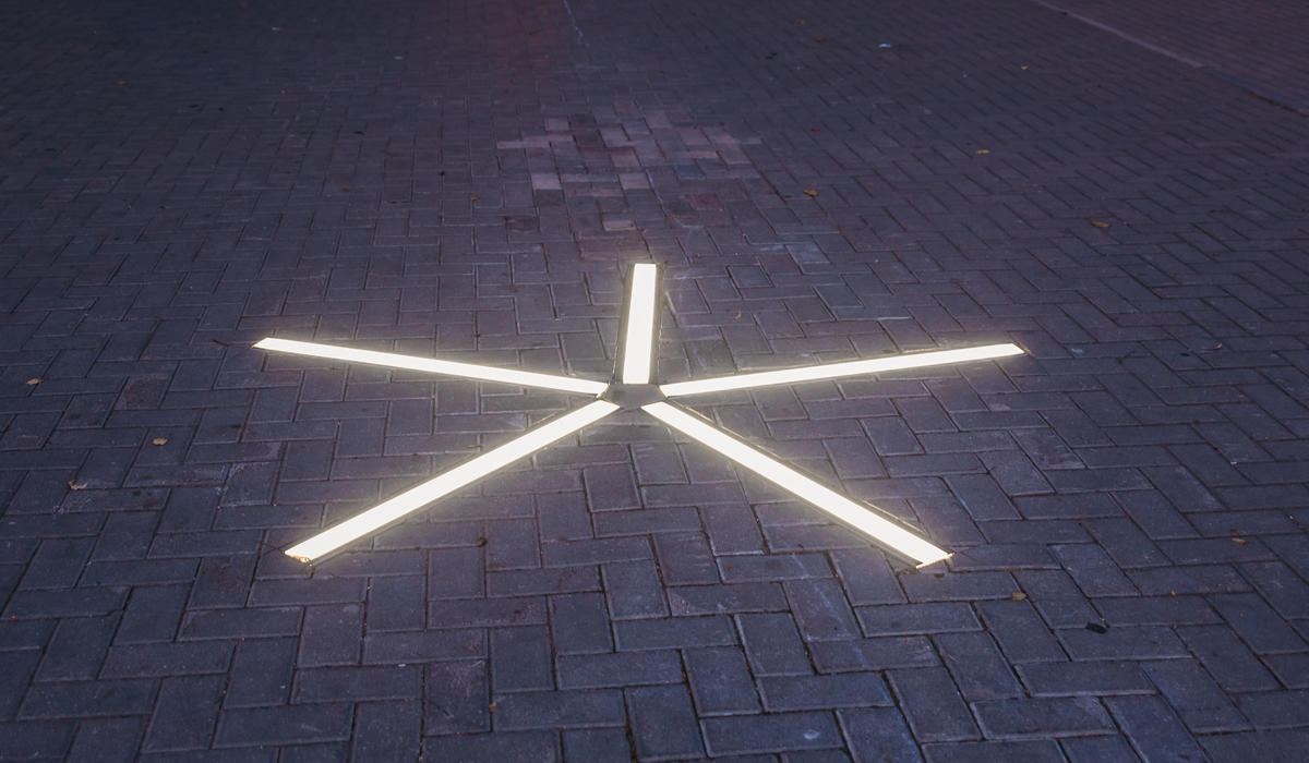 Сверхпрочные грунтовые светильники LANE