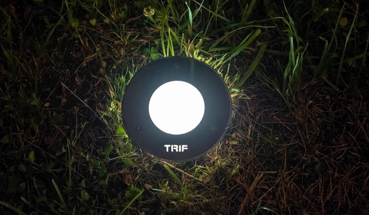 Тротуарные встраиваемые светильники TRIF LUNA Спб