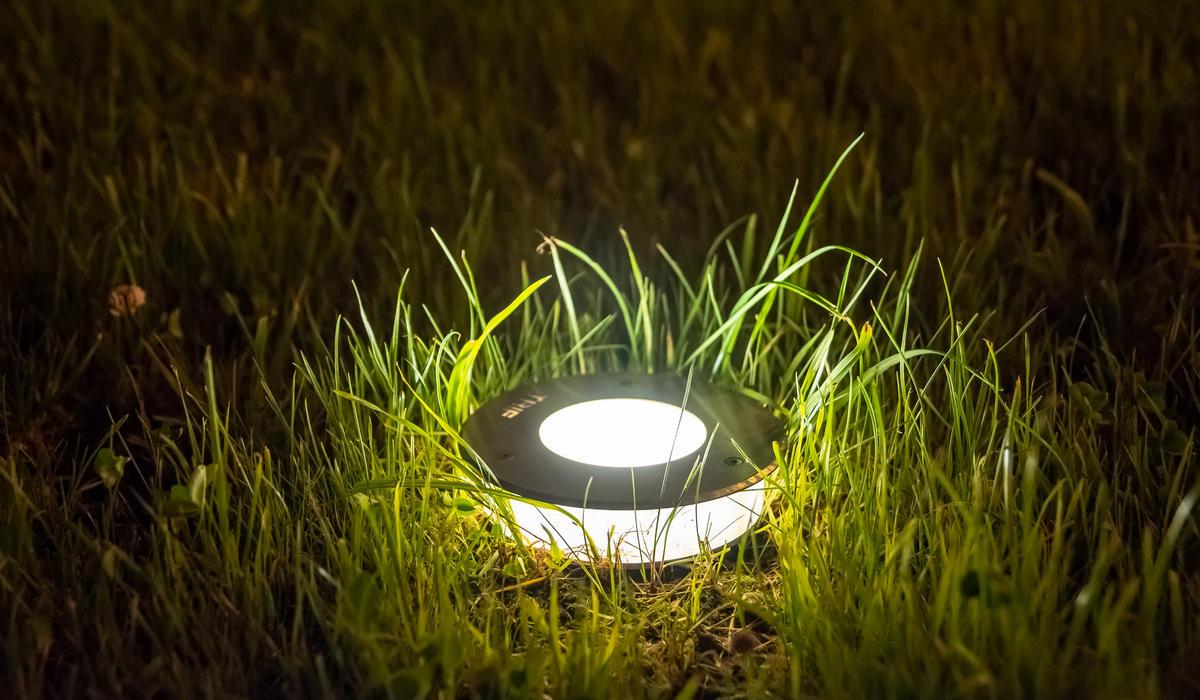 Светодиодные встраиваемые светильники TRIF LUNA
