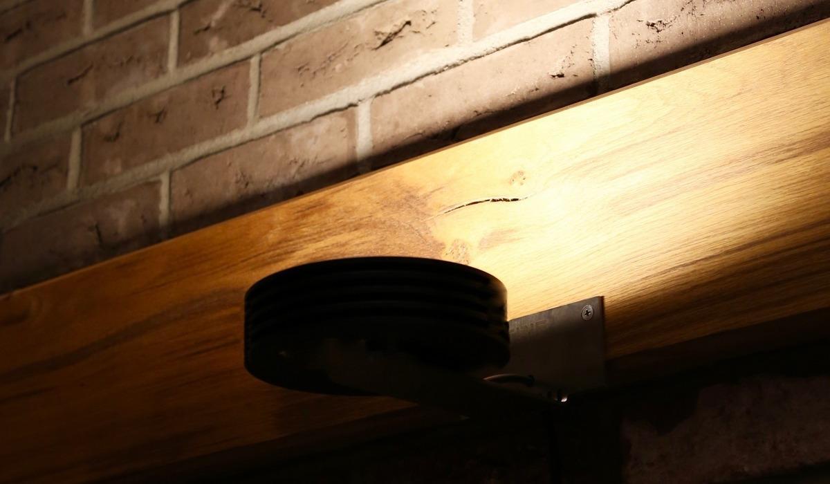 Серия прожекторов для подсветки фасадов зданий - SATURN WALL