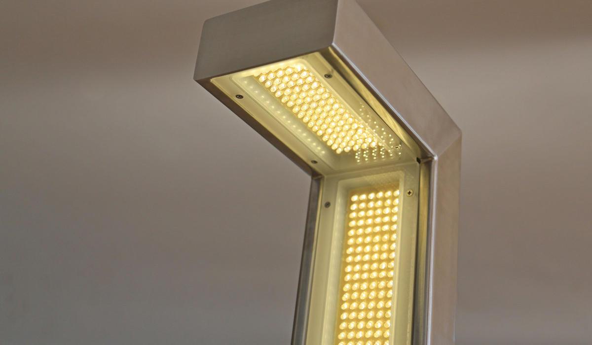 Парковые светильники TRIF SQUARE LONG 90 на заказ