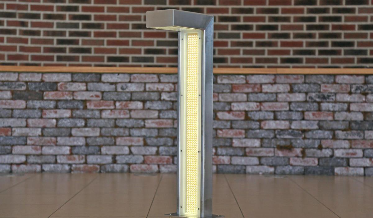 Парковые светильники TRIF SQUARE LONG 90 на заказ в Спб