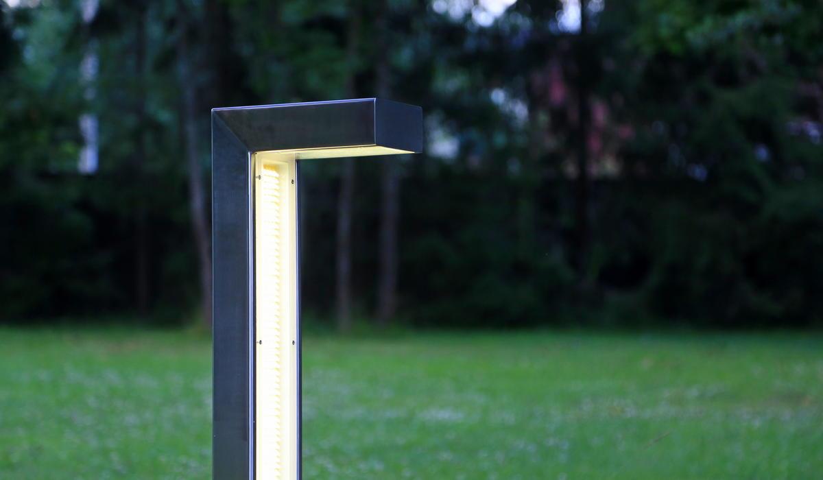 Парковые светильники TRIF SQUARE LONG 90