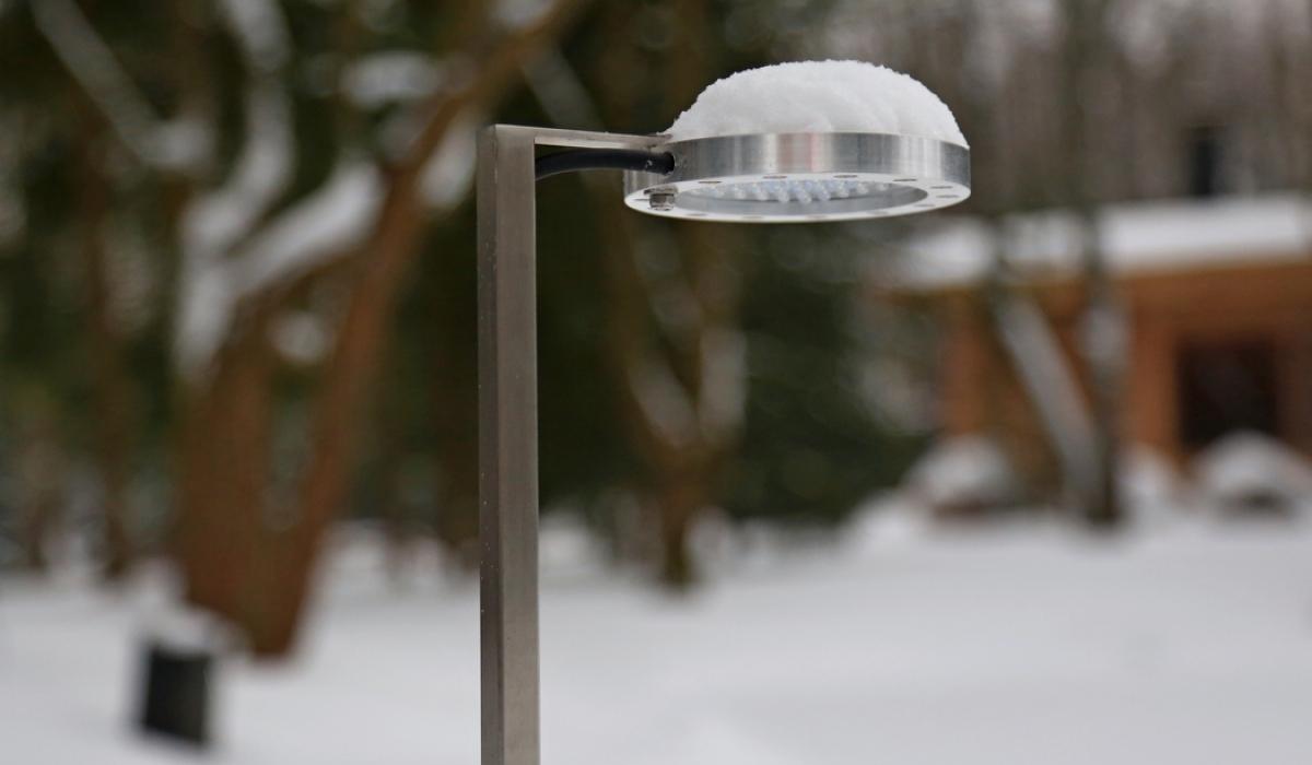 Ландшафтный светильник TRIF STICK на заказ