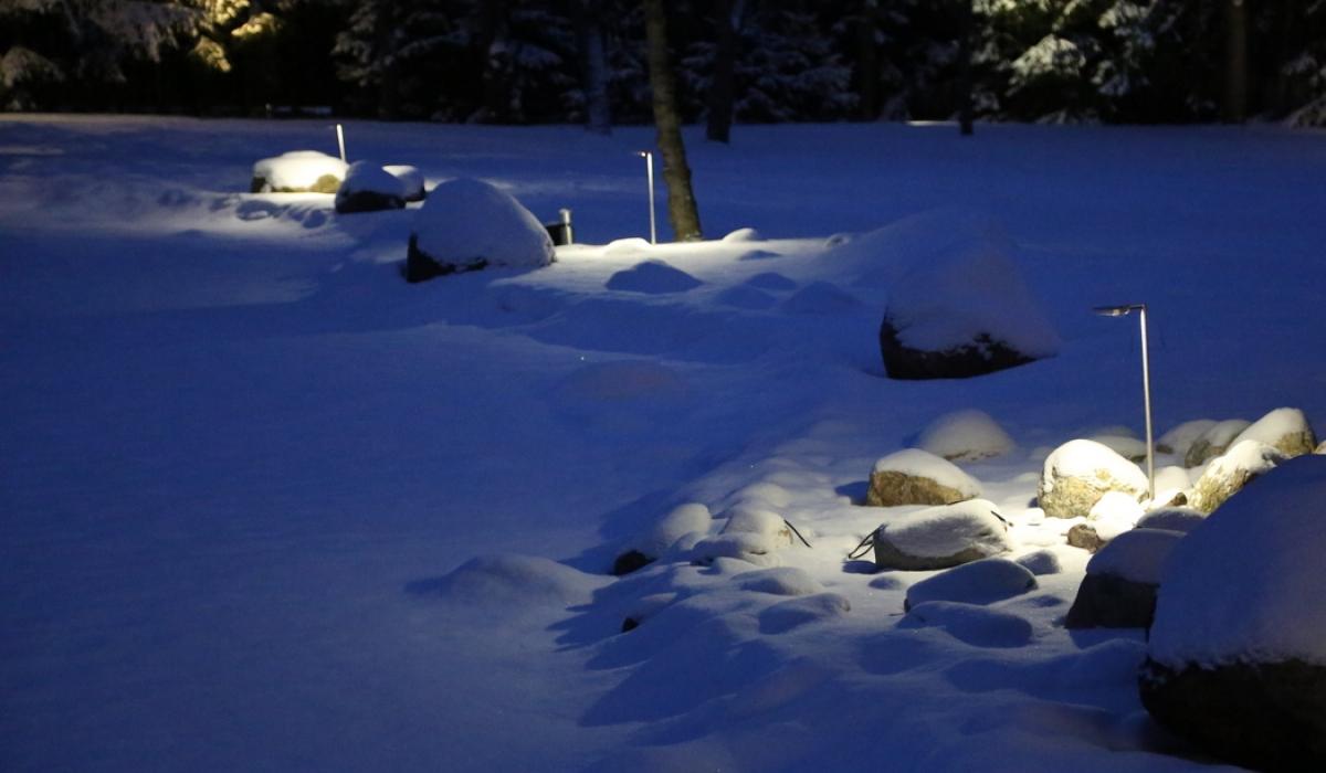 Ландшафтный светильник TRIF STICK