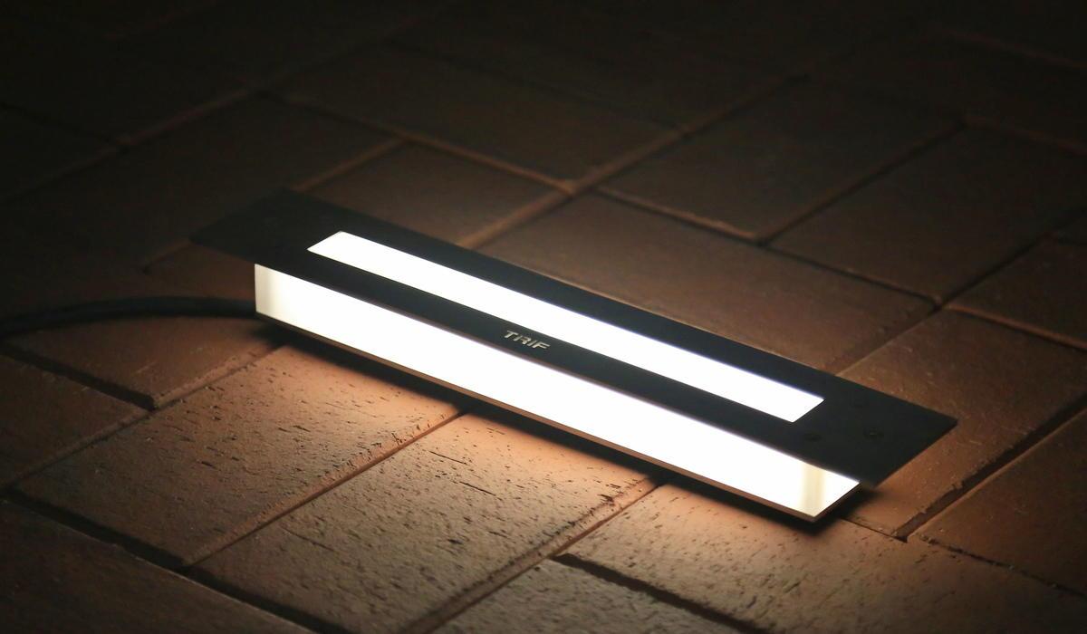 LED светильники для мощения TRIF TERRANO LONG