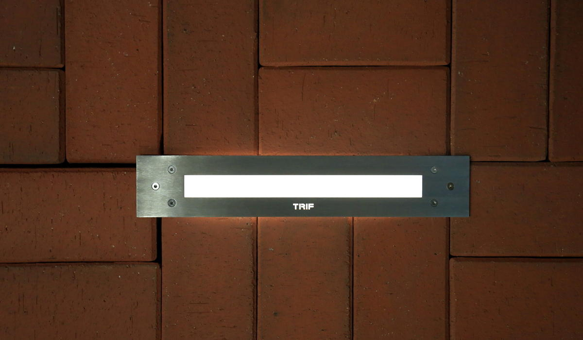 Светильники для мощения TRIF TERRANO LONG под заказ