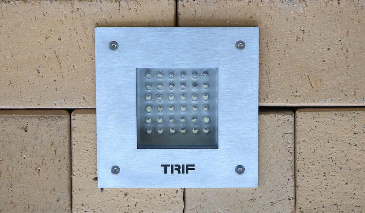 TRIF TERRANO LED светильники встраиваемые в грунт