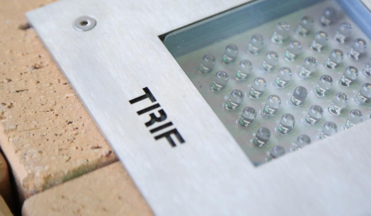 TERRANO Светодиодные светильники для установки в грунт. СПб