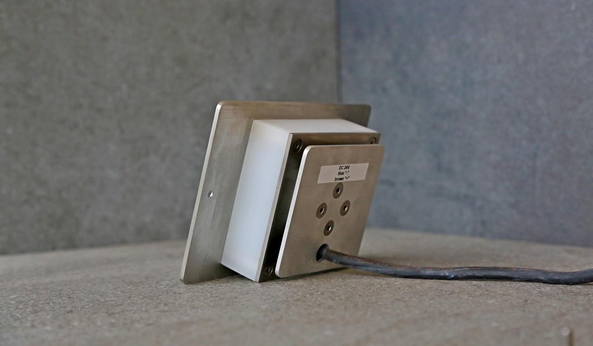 Светодиодные грунтовые светильники TRIF TERRANO PR