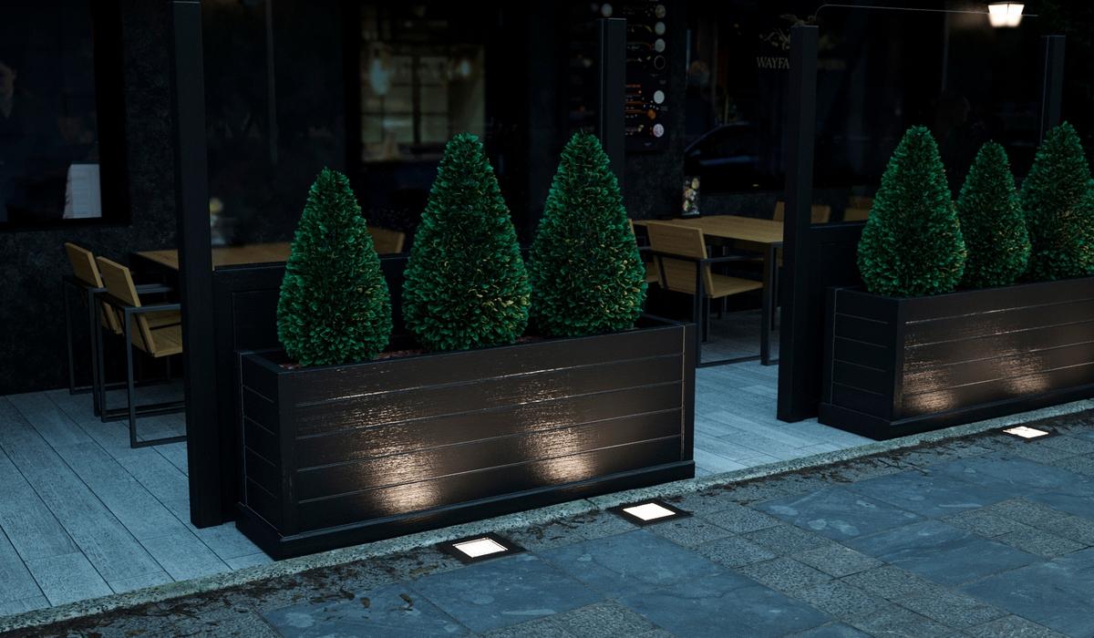 Светодиодные грунтовые светильники TERRANO MULTI