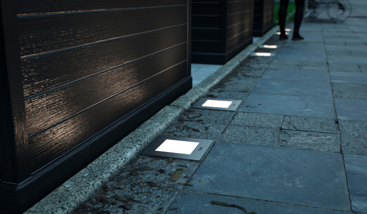 уличные светодиодные светильники TRIF TRIF TERRANO Q под заказ