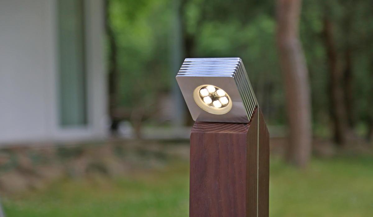 TRIF WOOD Q -  серия антивандальный LED светильников