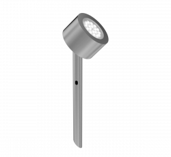 Ландшафтные светодиодные прожекторы с гладким корпусом TRIF GARDEN IO