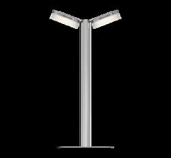 Светодиодные светильники для дачи на ножке TRIF OLIVA DUO