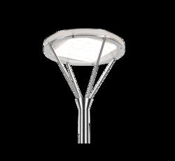 Современные уличные фонари TRIF PALACE R на заказ