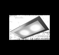Встраиваемые потолочные светильники TRIF GEIPEL QUAD