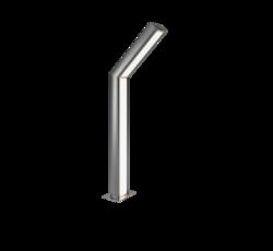 Светодиодные столбики для освещения парковых дорожек