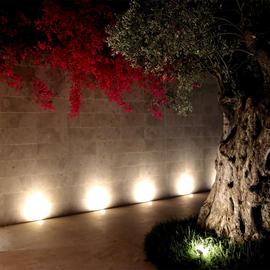 TRIF LUNA тротуарные водонепроницаемые светильники