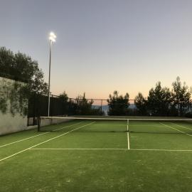 Освещение для спортивных площадок TRIF JUPITER COURT