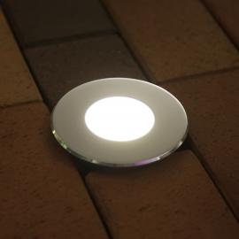 HARD встраиваемые в тротуар светильники IP68