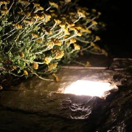 Светильники в брусчатку из Pleksiglass