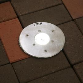 Грунтовые прожекторы для архитектурного освещения с земли