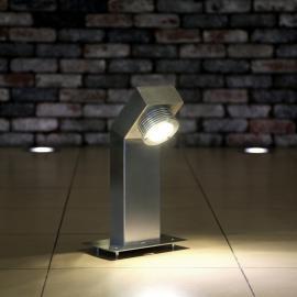 Уличный светодиодный светильник столбик TRIF ROCK JU