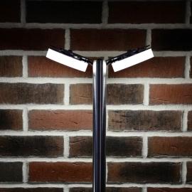 Садовый светильник с двумя точками света TRIF OLIVA DUO