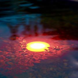 TRIF OLIVA светильники светящиеся камни, без демонтажа на зиму!