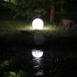 Уличный светильник сфера TRIF ORION 50  от производителя