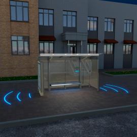 Концепт TRIF - светильники в виде знака Wi-Fi