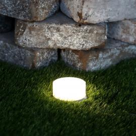 Производство светильников для подсветки дорожек в саду. TRIF