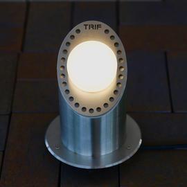 LED светильники столбики TRIF от производителя в СПб