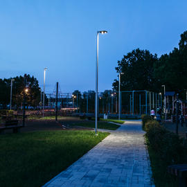 Антивандальные фонариTRIF CITY M3