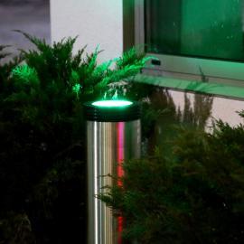 Ландшафтное освещение. RGB светодиоды
