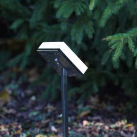 TRIF CUBE UP светильник для подсветки деревьев в саду купить в СПб