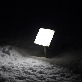 TRIF CUBE UP светодиодный светильник для подсветки деревьев IP68