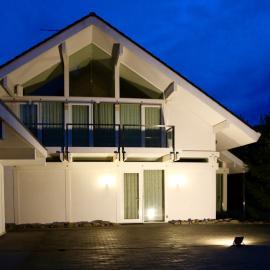 TRIF FOCUS - освещение дома светодиодным прожектором