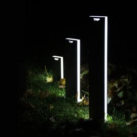 TRIF LIBRA серия светодиодных светильников для освещения ландшафтов